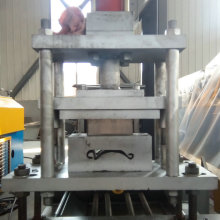 galvanized steel rolling shutter strip making machine