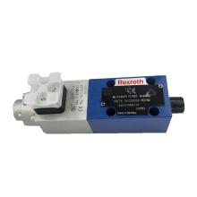 Válvula de alívio proporcional Rexroth DBET série DBETX -10 / 250G24-8NZ4M solenóide