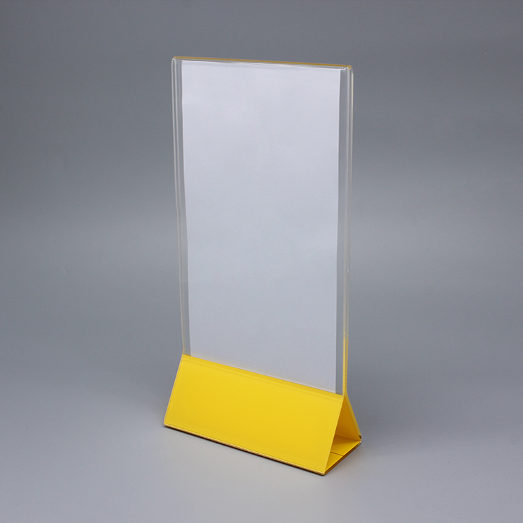 A 3r0041 Cheap Mini Acrylic Card Display Stand