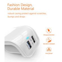 USB Ladegerät Für Dual Ports Ladegerät Adapter