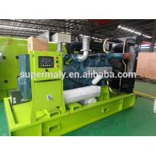 Industrial o subterráneo con generador diesel de 600kva con ATS