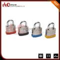 Produtos eletropólicos da China Segurança Blindagem de aço laminado reforçado colorido para estilo Oem