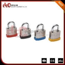 Elecpopular Zhejiang China Mainland Customer Logo 38mm Nylon Safety Padlock