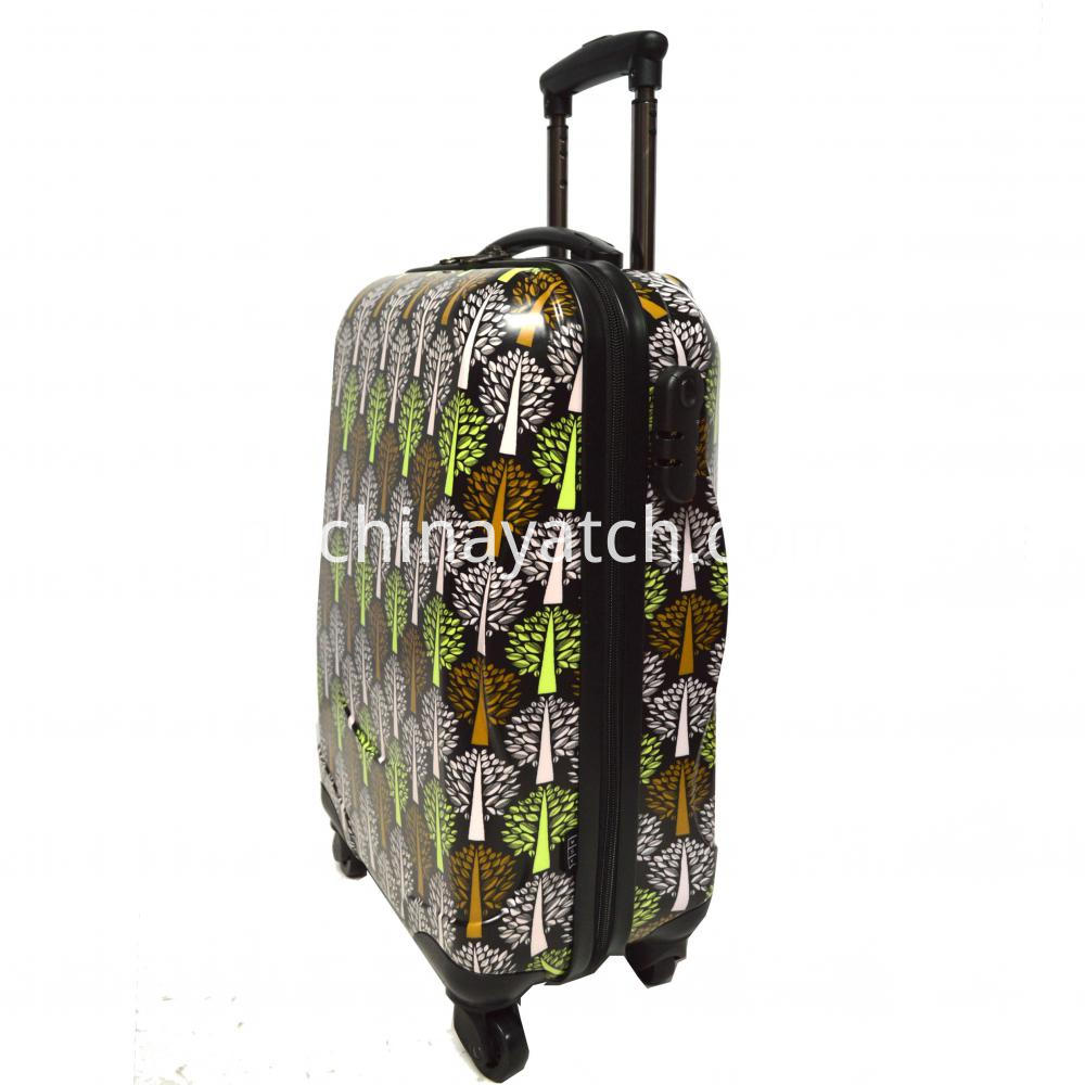 PC Printing Luggage Set