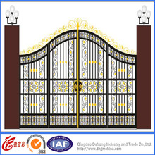 Porte de qualité supérieure décorative de style royal