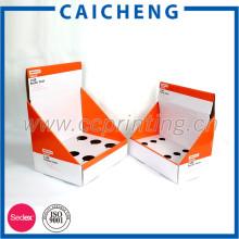 Boîtes en papier d'emballage sur mesure en carton imprimé