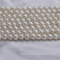 9-10mm off Round Zhuji Cultured Natural Freshwater Pearl Bead Price