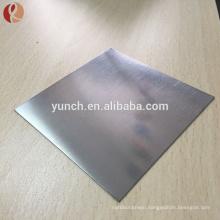 factory price foil tungsten rhenium 99.9%