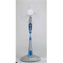 Mini Usb Clip Fan Rechargeable Fan with Light