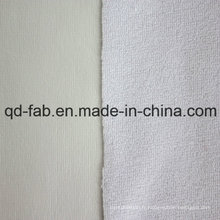 Tissu en polyester terti velours en polyester (TPU-110433)