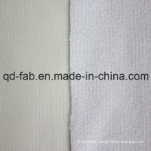Polyester Cut Velvet Terry Fabric (TPU-110433)