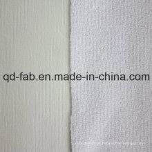 Tecido de Terry de veludo de corte de poliéster (TPU-110433)