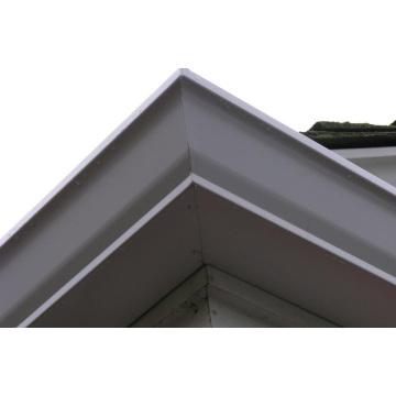 Kundenspezifische USA-Art-Regen-Dachrinnen für europäisches Haus