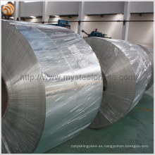 Metal Embalaje Tinplate Material Bobina de hojalata electrolítica / ETP Bobina / SPTE de Jiangyin