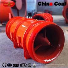 Ventilateur industriel d'extraction de ventilation de tunnel de mine de moteur anti-déflagrant à vendre