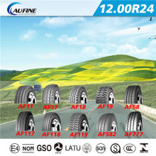 Heavy Duty Truck Tires for Sale, Radial Truck Tire 12.00r24 with Reach Labelling ECE