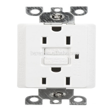 BAS-002 Household american wall sockets 15A gfci receptacles