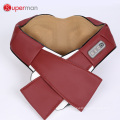 Multi-function Shiatsu Massage Shawl Heated Kneading Neck and Shoulder Massager Belt