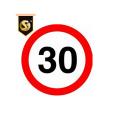 Señal de tráfico internacional personalizada Todas las señales de tráfico