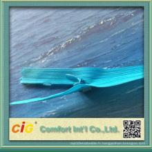Fermeture à glissière intégrée ouverte personnalisée de haute qualité