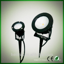 high lumen outdoor high power flower shape solar led garden light