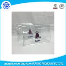 Atacado de impressão PVC Ziplock Recycled Plastic Bag