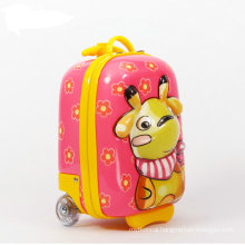 Hot Selling PU Material Luggage Kids′