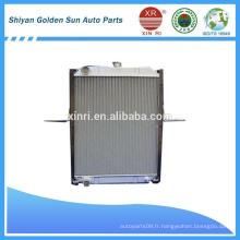 FOTON M0083 Radiateur à camions lourds en aluminium