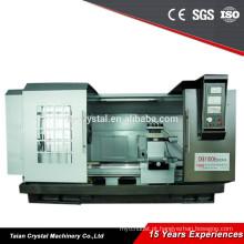 Preço da máquina do torno do CNC e especificação resistentes CK61100E