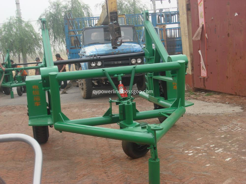 Hand Brake Cable Drum Trailer