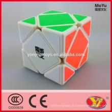 MoYu Skewb Pädagogisches Spielzeug spezielle Magie Spielzeug Speedcube Speedsolving Würfel