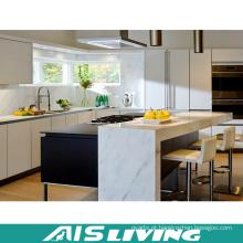 Armário de cozinha home do painel de partículas da mobília para a casa (AIS-K435)