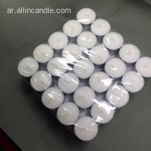 14G Tea light Candle Wax Tealights set