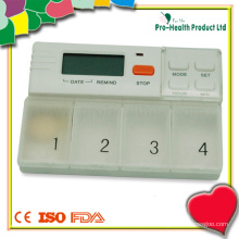 Pill Timer Reminder Alarm With Pill Box