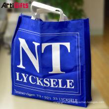 bolso de compras no tejido de la publicidad de encargo del nuevo producto