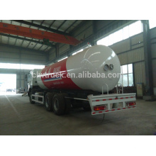 Howo 4*2 LPG gas tank truck, china lpg truck factory