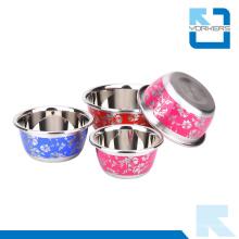 Chinesische Stil Metall Schüssel Edelstahl Mischen Schüssel Set