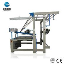 Máquina enrolladora y enrolladora de telas con acabado de teñido de textiles