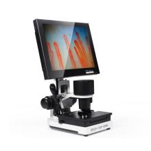 Instrumento de salud de detección capilar de sangre amplificador 500x