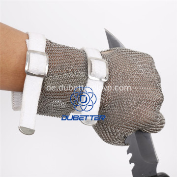 Anti-Cutting Chainmail Mesh Handschuhe