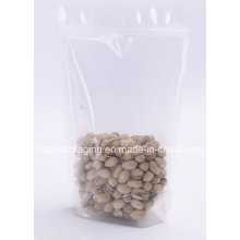 Custom Transparent Plastic Dry Food Packaging Bag, Dry Food Packing