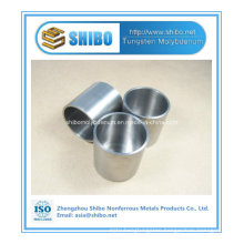 Factory Direct Sell 99.95% Pure Molybdenum Crucible with Super Quality
