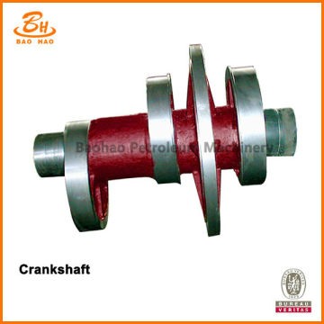API Standard Stainless Steel Crankshaft Assembly