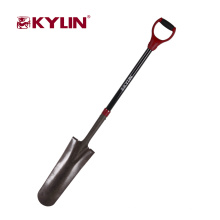 Hand Spaten Hersteller Arten von 14-Guage Stahl Spaten Schaufel
