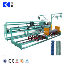 Full automatic chain link wire fence mesh machine