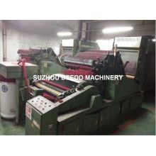 Máquina de Mistura para Cardação de Fibra de Algodão e Bananeira
