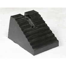 Rubber Car Wedge, Rubber Car Stopper