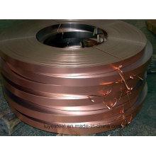 Bobinas vermelhas da tira de cobre para o artesanato C1100 C1200