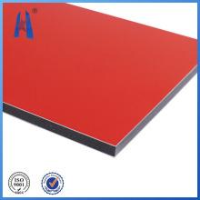 Алюминиевая композитная панель нового стиля PVDF