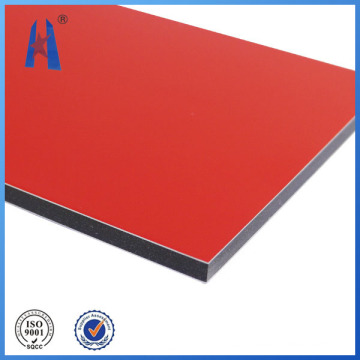 Nuevo panel compuesto del aluminio del estilo PVDF